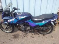 Kawasaki gpz500 s parts repair