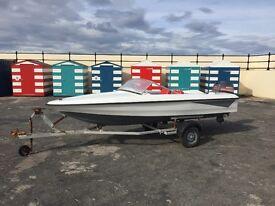 Fletcher Arrowflight Speed Boat