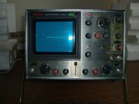 double beam oscilloscope
