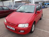 MITSUBISHI SPACE STAR 2001 REG 9 MONTHS MOT LOW MILES 70k
