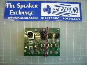 JBL 445548-001 EON 515XT Input Module - Brand New Genuine JBL!