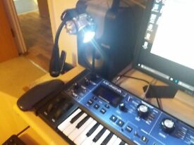 Keyboardist synth player wanted(mature person)
