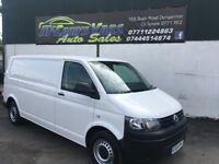 2015 VW TRANSPORTER LWB 115BHP 1 UK COMPANY OWNER *FINANCE AVAILABLE*