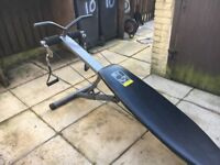 WEIDER Body Works Pro Adjustable Bench Home Gym Equipment