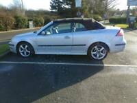 SAAB 93 CABRIOLET 1.9 TID 2007 WITH PRIVATE PLATE