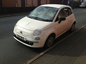 2011 FIAT 500 1.2 START & STOP WITH MOT