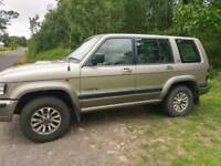 2003 Isuzu trooper 3.0 lwb