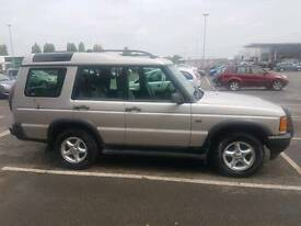 Land Rover Discovery TD5 GS Estate manual gearbox