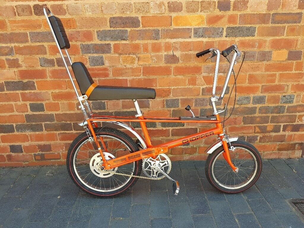 Vintage Iconic Early 1970s Fully Restored Mk1 Raleigh