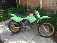 150cc Lifan pit bike