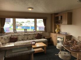 6 Berth caravan for hire sandybay