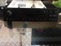 BMW CD player/radio