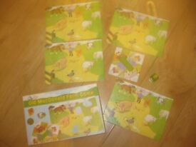 ELC OLD McDONALDs FARM GAME - complete & in great condition - FUN & EDUCATIONAL!
