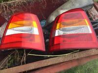 Astra mk4 rear lights
