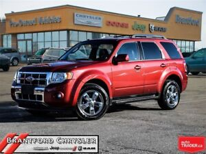 2012 Ford Escape Limited~Leather~AWD~Sunroof