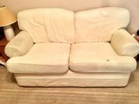 2 Seater Settee and Matching Armchair- Free