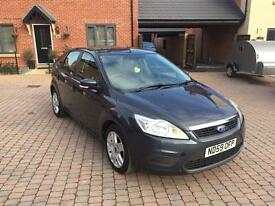 FORD FOCUS 1.8 TDCI 5DR STYLE 12 MONTHS MOT