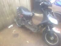 50cc 4 stroke field bike