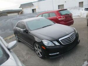 2013 Mercedes-Benz E-Class E-300 | Sunroof | Bluetooth | 2 Sets