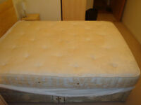King size double bed mattress