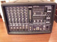 YAMAHA 300W MIXER AMP BANDS/DISCO/STUDIO DUNDEE DELIVER