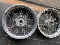 KTM LC4 Super Moto Wheels - 660/640/625