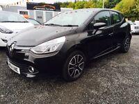 2014 Renault Clio 1.2 MediaNav, 12 months warranty, finance available, £175 per month £99 deposit