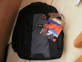 New JEEP backpack / Rucksack