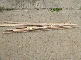 Carpet Gripper Rods