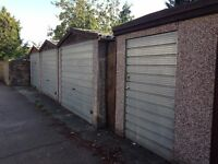 Block of 3 Freehold Garages For Sale. Not for development.