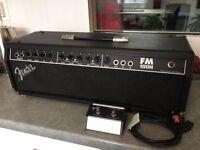 Fender FM-100H Amplifier Head
