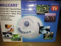 wellcare naturcare sounds relaxation - as new condition