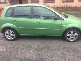 Ford Fiesta Perfect Condition (Low mileage)