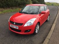 SUZUKI SWIFT SZ3 2WD 2013, 1242cc, 5 door hatchback, Manual, Petrol