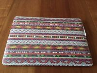 Funky Hard Cover Case for Apple Macbook Pro with Retina 13.3inch Screen - Bohemian Style
