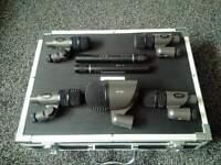 Drum Microphones - 7 Piece Set