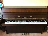 (B1) Yamaha Piano Silent Series Upright