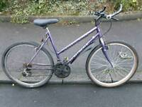 Ladies Falcon Mountain Bicycle For Sale in Good Working Order