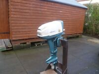 Outboard Engine - Perkins 1.6 HP 2 Stroke