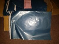 Blue Mail Order Bags