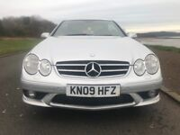 Mercedes CLK220 2.2 Diesel Automatic