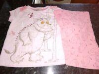 Gruffalo pyjamas age 3-4