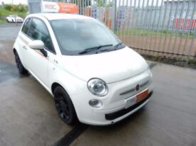 2012 Fiat 500 Twinair Plus 875cc 3 Door White *****ZERO ROAD TAX ****