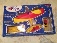 Remote control planes and rocket