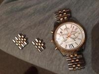 Michael kors Lexington chronograph watch MK8344