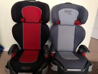 Graco High Back Car Booster Seats