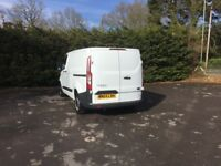 FORD TRANSIT CUSTOM IMMACULATE CONDITION £9995 NO VAT
