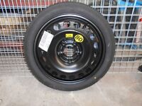 VAUXHALL VECTRA C 2006 SPACE SAVER SPARE WHEEL
