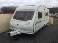 ACE Award Morningstar 4 Berth caravan 2007 last serviced August all ready to go everything included
