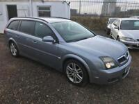 2005 VAUXHALL VECTRA 1.9 CDTI SPARES OR REPARE